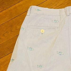 Vineyard Vines Shorts - Vineyard Vines Mens Seersucker Shorts